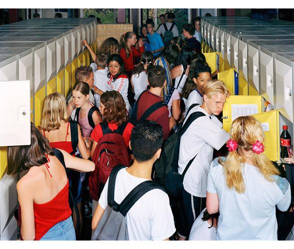 Классный час: Школьники в документальных фотографиях. Изображение № 83.