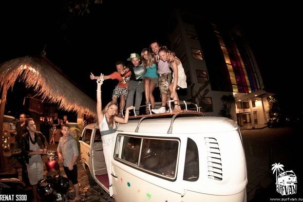 Surf Van Camp – моя история этого лета. Изображение № 6.