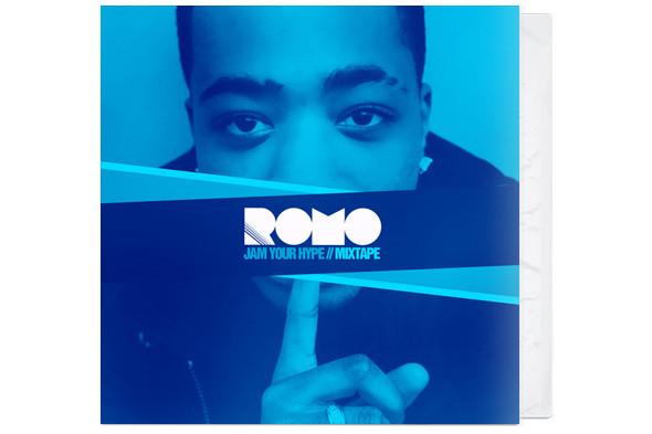 Микстейп: «Jam Your Hype» от англичанина Romo. Изображение № 1.