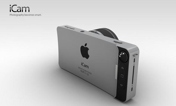 ICam - сделай фотоаппарат из своего iPhone или iPod. Изображение № 3.