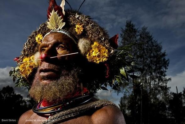 Папуа Новая Гвинея отБрента Стиртона. Изображение № 4.