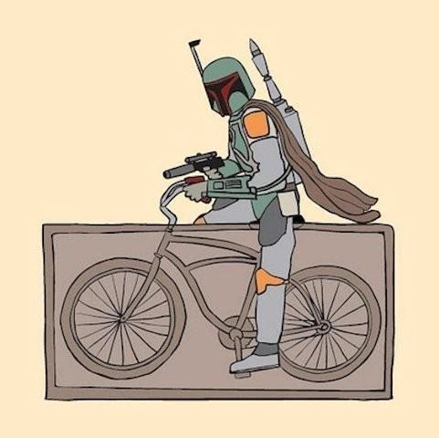Изображение 10. Велосипеды Майка Джууса.. Изображение № 10.