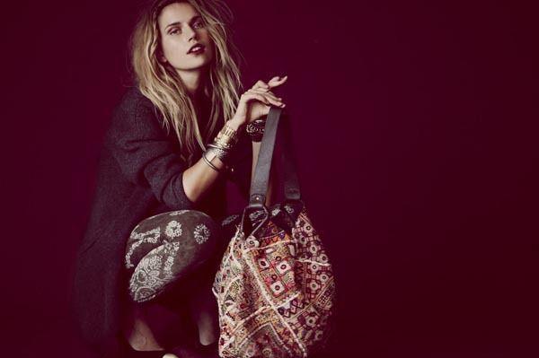 Вышли новые лукбуки Zara, Free People, Mango и других марок. Изображение № 1.