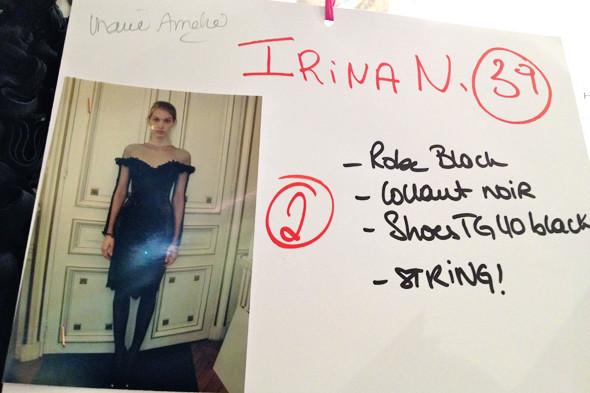 Дневник модели: Показы недели моды Haute Couture. Изображение № 20.