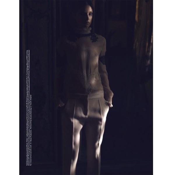 5 новых съемок: Harper's Bazaar, Qvest, POP и Vogue. Изображение № 46.