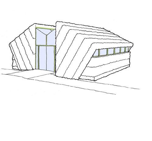 Arts centre, Wales. Изображение № 4.