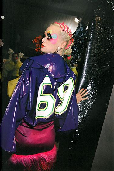 Роксанна Лоуит: за кулисами Dior. Изображение № 9.