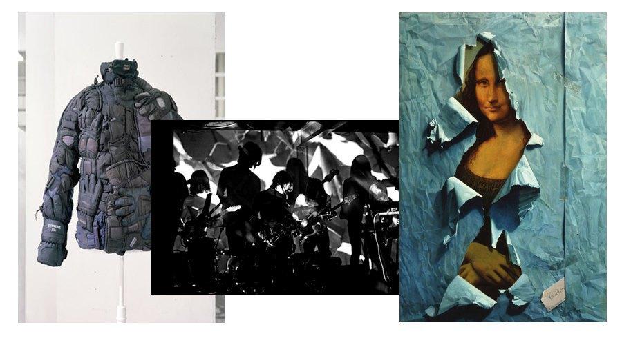 Работы Мартина Маржелы, Музыканты, Тромплей. Изображение № 43.