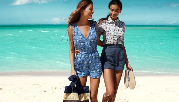 Кампании: Armani Exchange, Gap и H&M. Изображение № 21.