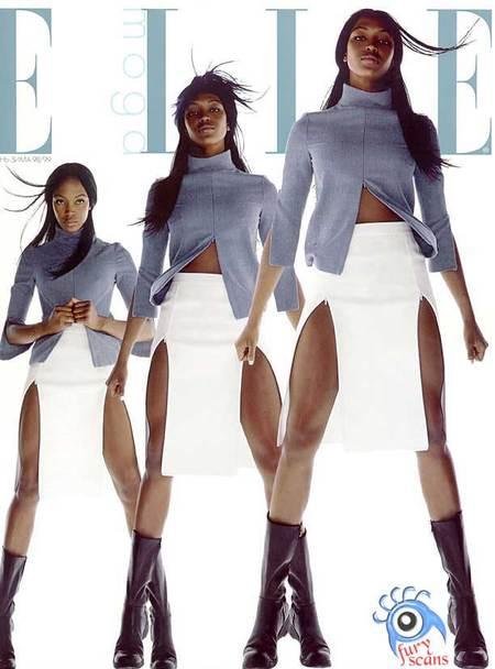 Naomi Campbell. Изображение № 6.