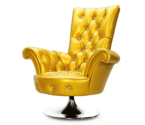Желтая роскошь. Изображение № 1.