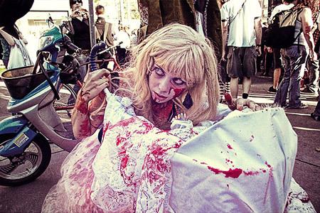 Zombie Walk. Изображение № 3.