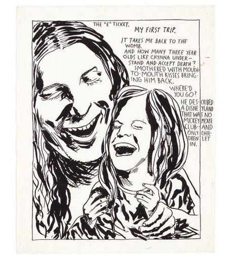 27 работ, за которые я люблю автора обложек Black Flag и Sonic Youth. Изображение № 26.