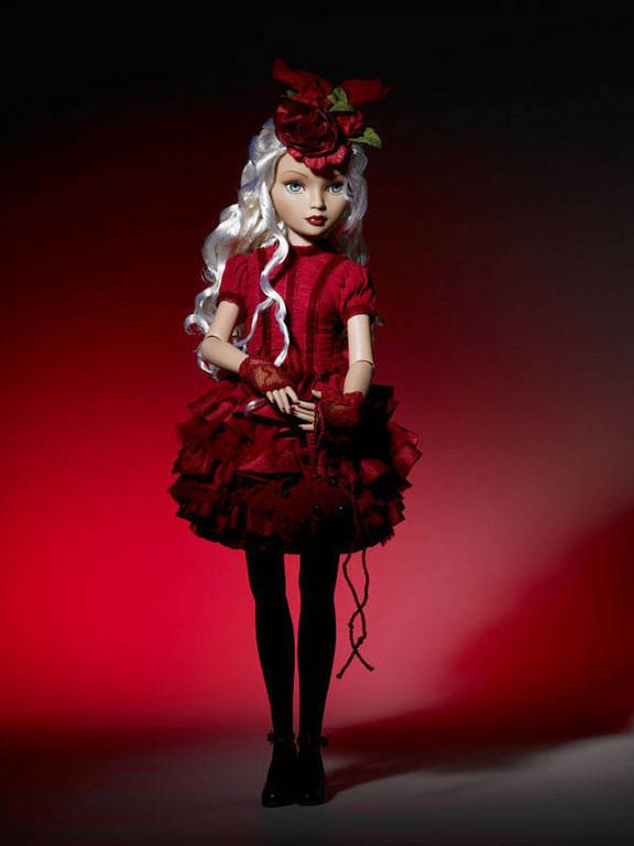 Изображение 5. Эллоувайн - fashion-кукла, ведущая блог.. Изображение № 7.