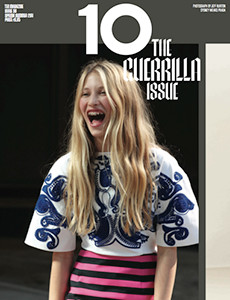 Изображение 2. Весенне-летняя коллекция Prada на обложках и в блогах.. Изображение № 1.
