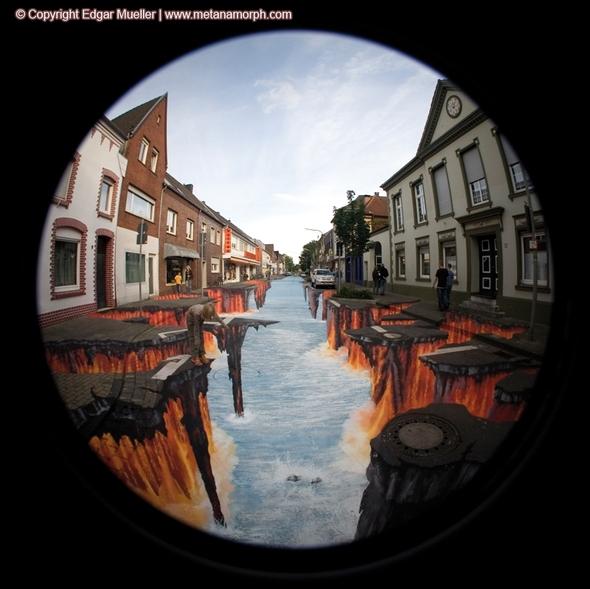 Сенсация: тектонический разлом наулицах города!. Изображение № 10.