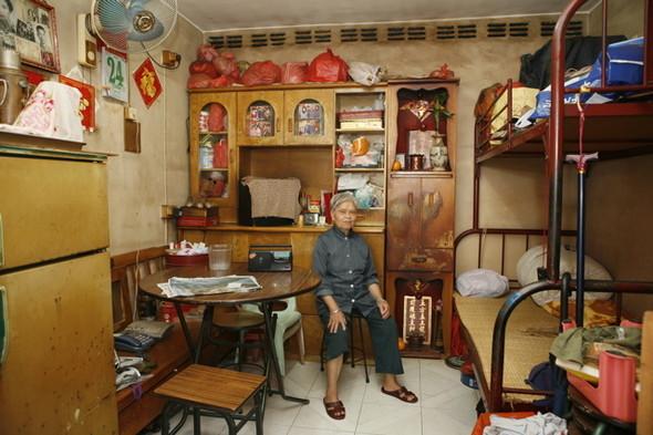 100 маленьких квартир Гонконга. Изображение № 1.