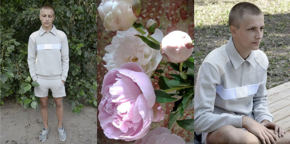 Появился лукбук весенне-летней коллекции Гоши Рубчинского. Изображение № 11.