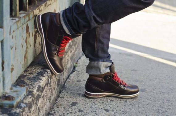 Ботинки Fort и Elmwood от Adidas Originals. Изображение № 9.