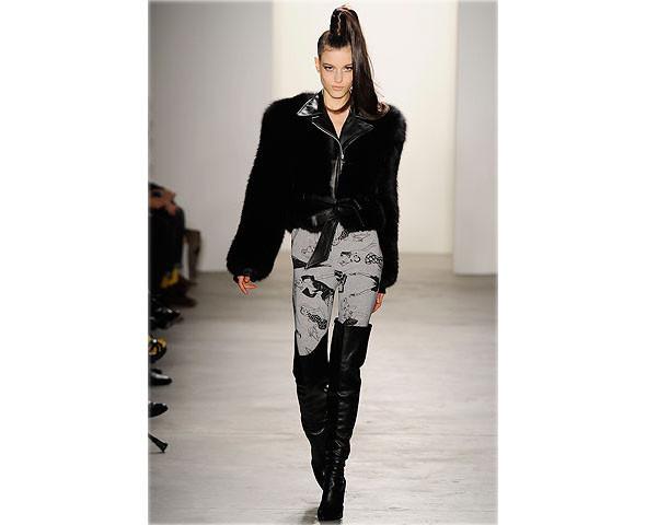 Неделя моды в Нью-Йорке: Шестой и седьмой дни. Изображение № 19.