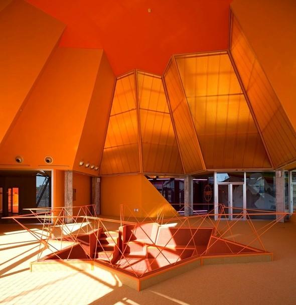 Молодежный центр Rivas Vaciamadrid. Изображение № 12.