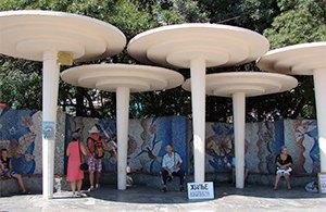 Как создавался летний павильон Центра «Гараж». Изображение № 9.