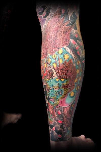 Изображение 13. Значение японских татуировок.. Изображение № 5.