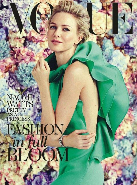 Love, Vogue и Zoo показали новые обложки. Изображение № 3.