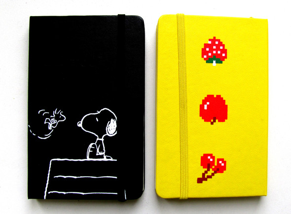 Pac-Man VS Snoopy. Изображение № 1.