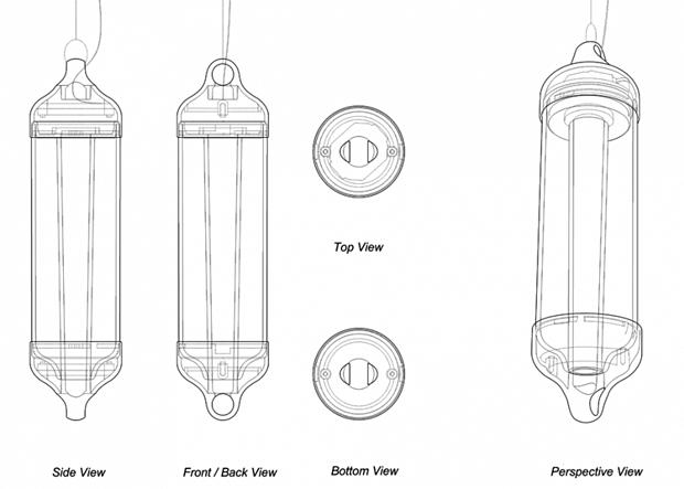 Архитектор разработал освещение для пространства без теней. Изображение № 10.