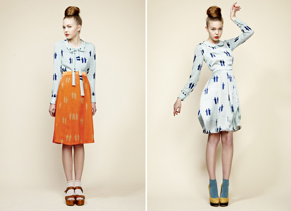 Charlotte Taylor – The queen of prints. Изображение № 7.
