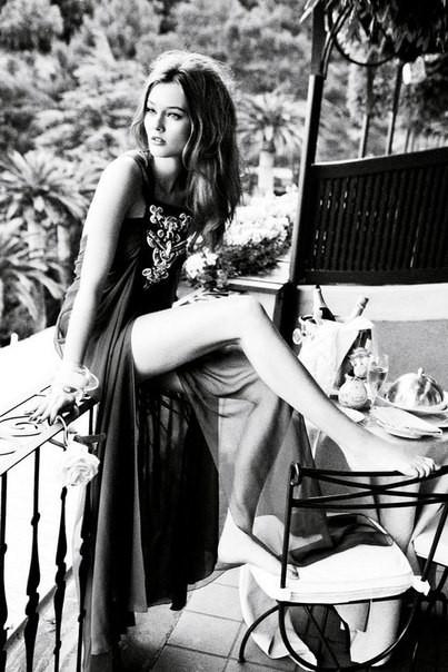 Кампания: Моника Ягачак для Dior Cruise 2012. Изображение № 1.
