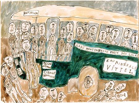 Jean Dubuffet. Изображение № 2.