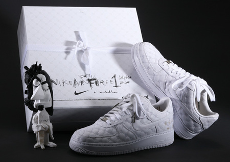 Michael Lau x Nike 1World Air Force 1 Project. Изображение № 1.