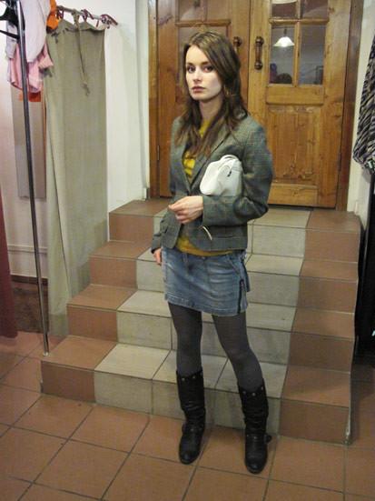 Одеваемся всеконд-хенде за1000 рублей. Изображение № 19.