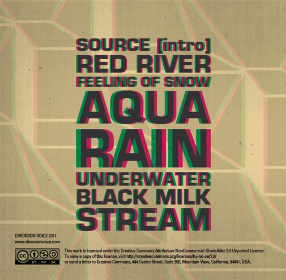Группа DIVERSION VOICE выпустила альбом UNDERWATER. Изображение № 5.