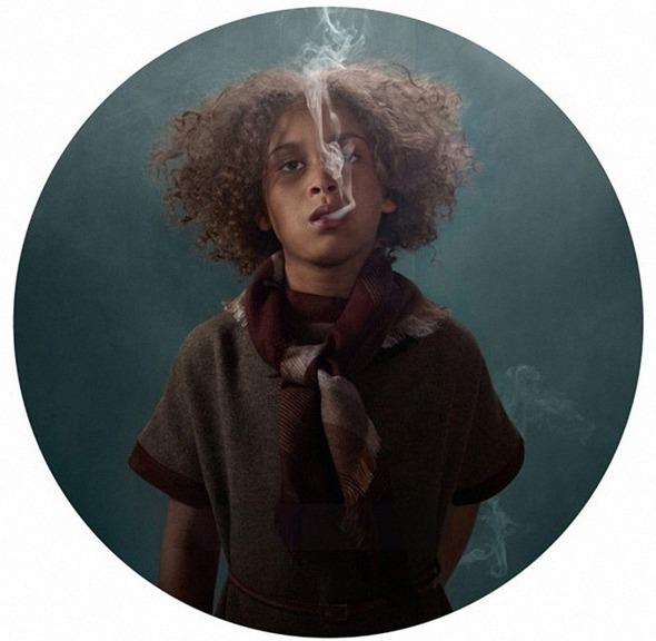 Курящие дети. Изображение № 1.