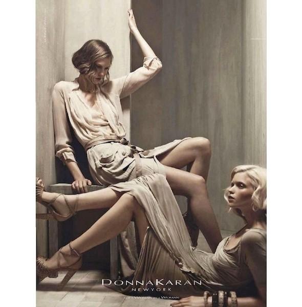 Изображение 27. Рекламные кампании: Chanel, Donna Karan, Stella McCartney и другие.. Изображение № 27.