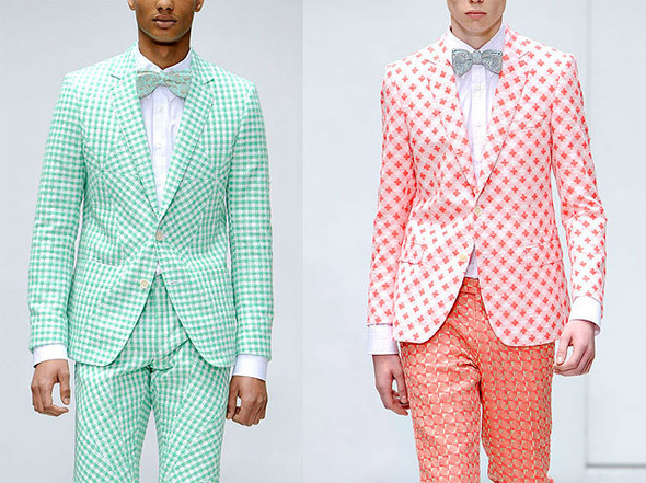 CLOUD #9 by Walter Van Beirendonck Summer 2012. Изображение № 13.