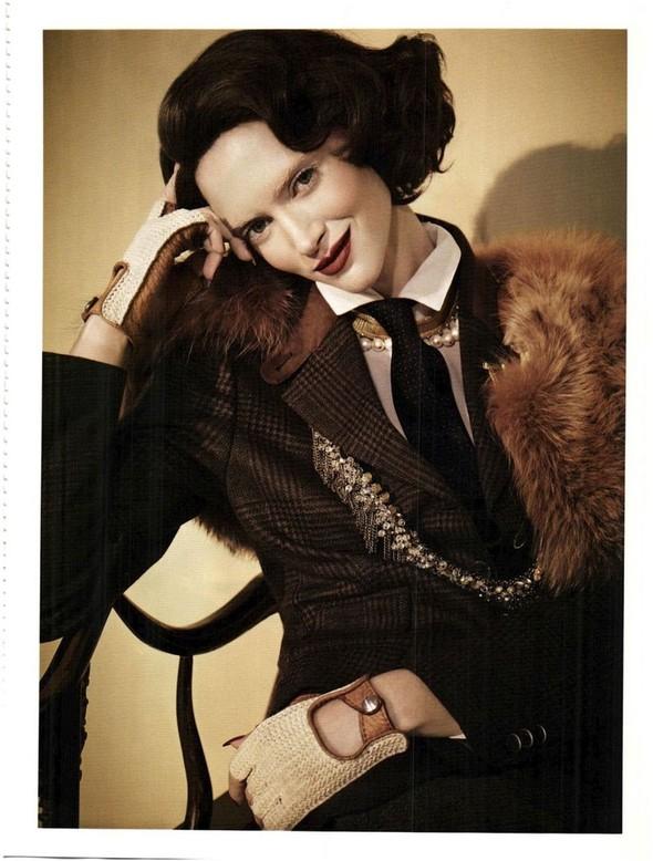 A revival for 20s fashion: Gatsbys girl или Roaring Twenties. Изображение № 14.