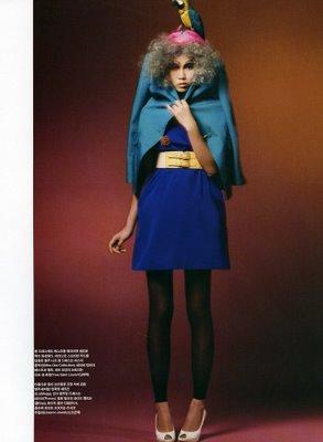 Vogue Korea (april 2008). Изображение № 11.