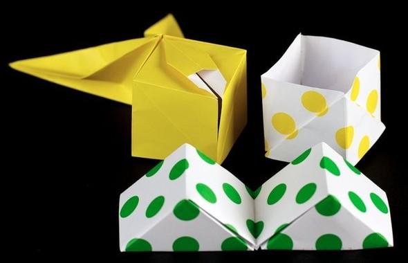 Любовь к бумаге или 1001 оригами. Изображение № 26.