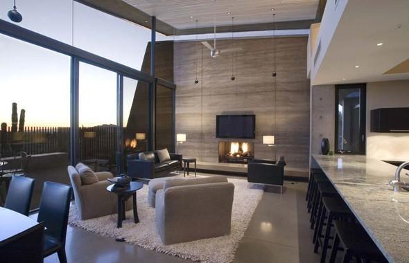 Дом Desert Wing от Brent Kendle. Изображение № 8.