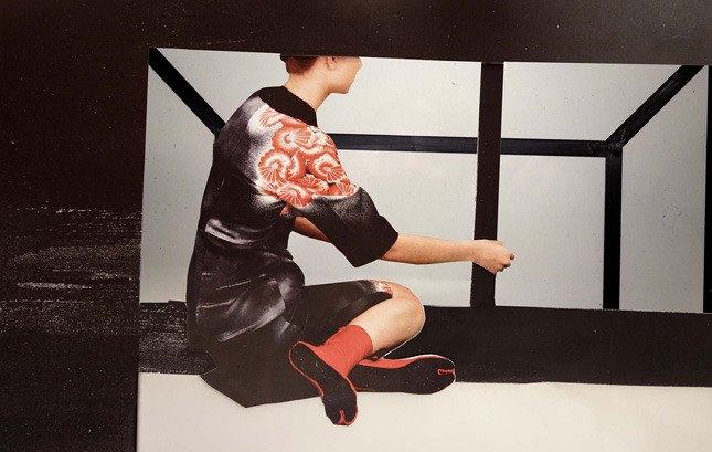 Вышел лукбук Prada из серии Real Fantasies. Изображение № 2.