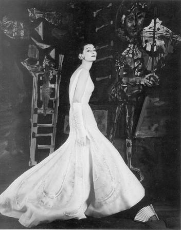 Henry Clarke:фотография haute couture. Изображение № 17.