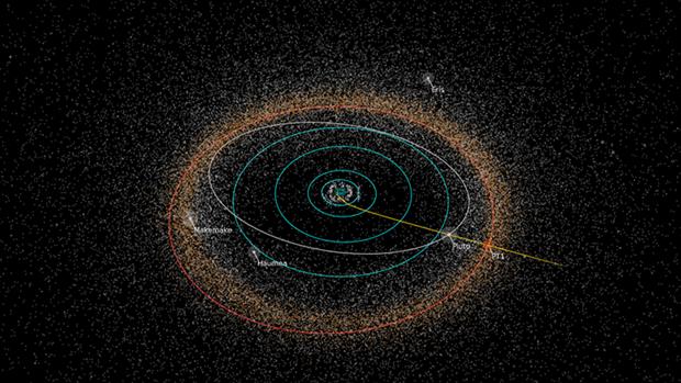 Для New Horizons выбрали новую цель за Плутоном. Изображение № 2.