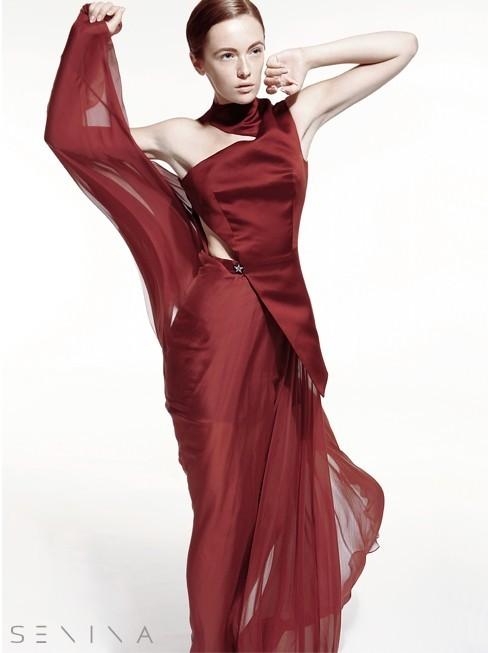 Лукбук: SENINA FW 2011. Изображение № 28.