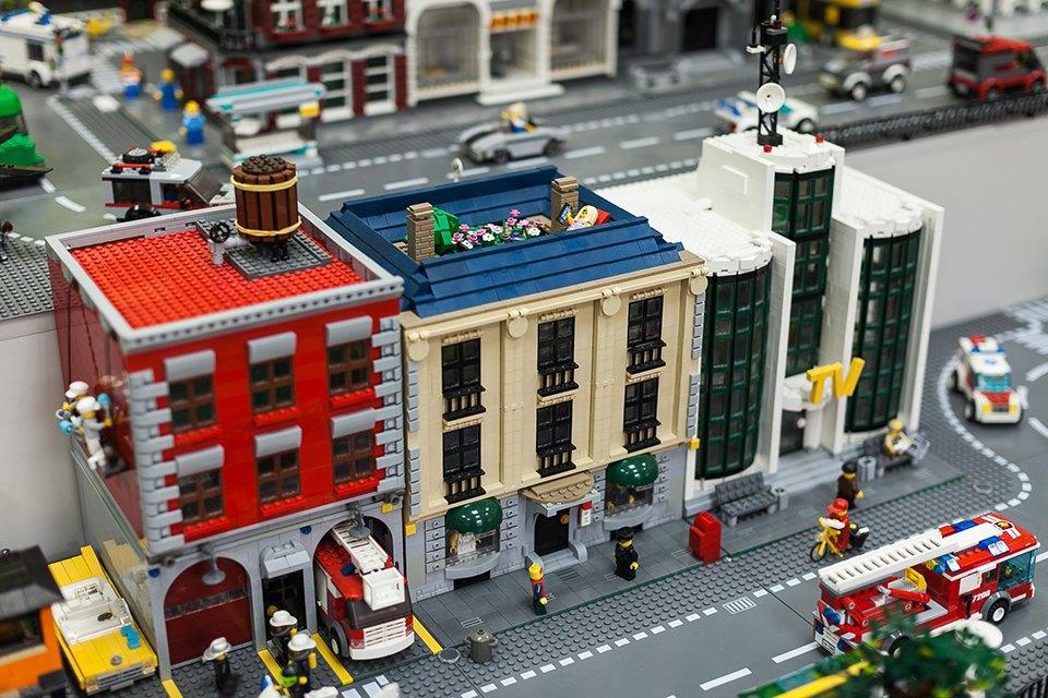 Как выглядит первый музей LEGO в Санкт-Петербурге. Изображение № 15.