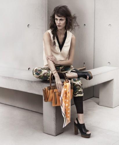 Кампания, лукбук и цены на коллекцию Marni at H&M. Изображение № 22.