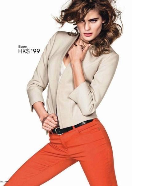 Кампания: Наташа Поли, Изабели Фонтана и Дарья Вербова для H&M. Изображение № 2.